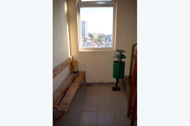 1-комн. квартира, 20 кв.м. на 4 человека, Бамбуковая, 42 а, Новый Сочи, Сочи - Фотография 16