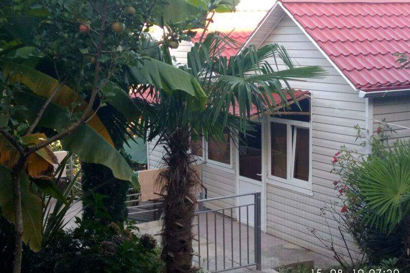 Территория отдыха - Домик двухкомнатный, 42 кв.м. на 6 человек, 2 спальни, Таллинская улица, 41, Лоо - Фотография 12