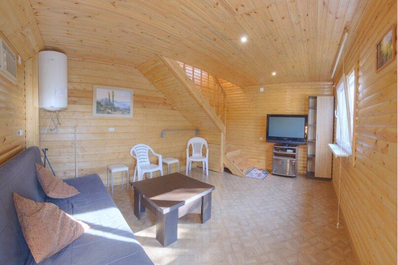 Дом у моря -----  со всеми удобствами 60 кв.м., 55 кв.м. на 5 человек, 2 спальни, Макопсе, ул. Греческая улица, 20, Лазаревское - Фотография 31