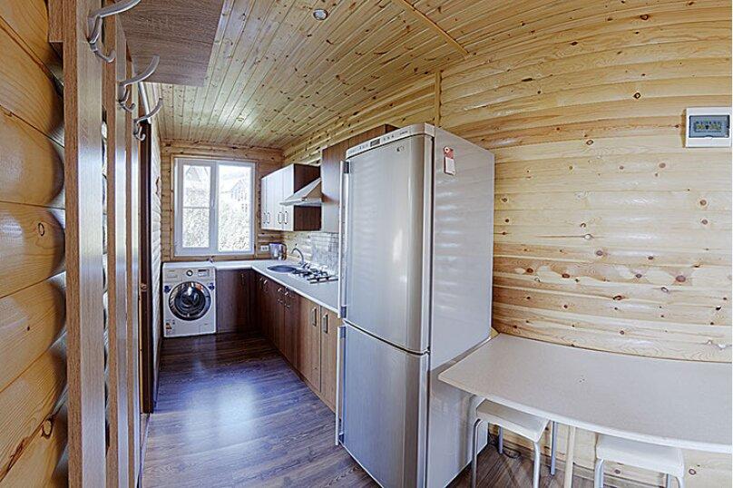 Дом у моря -----  со всеми удобствами 60 кв.м., 55 кв.м. на 5 человек, 2 спальни, Макопсе, ул. Греческая улица, 20, Лазаревское - Фотография 32