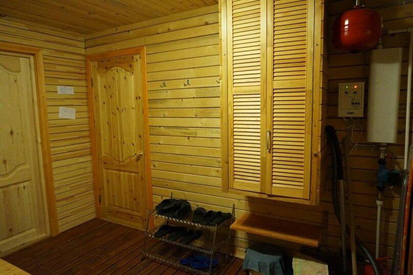 Коттедж №7, 120 кв.м. на 12 человек, 5 спален, Луговая , 7, поселок Запорожское - Фотография 11