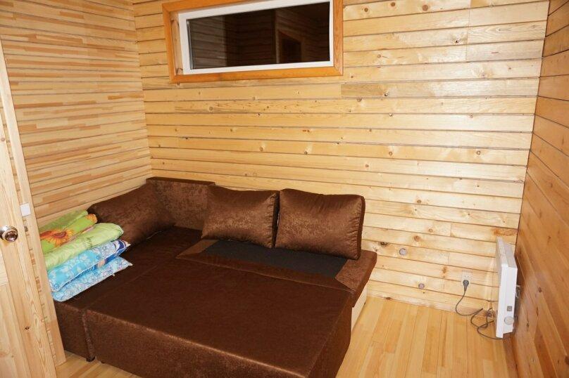 Коттедж №7, 120 кв.м. на 12 человек, 5 спален, Луговая , 7, поселок Запорожское - Фотография 12