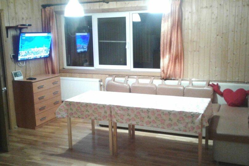 Коттедж №7, 120 кв.м. на 12 человек, 5 спален, Луговая , 7, поселок Запорожское - Фотография 18