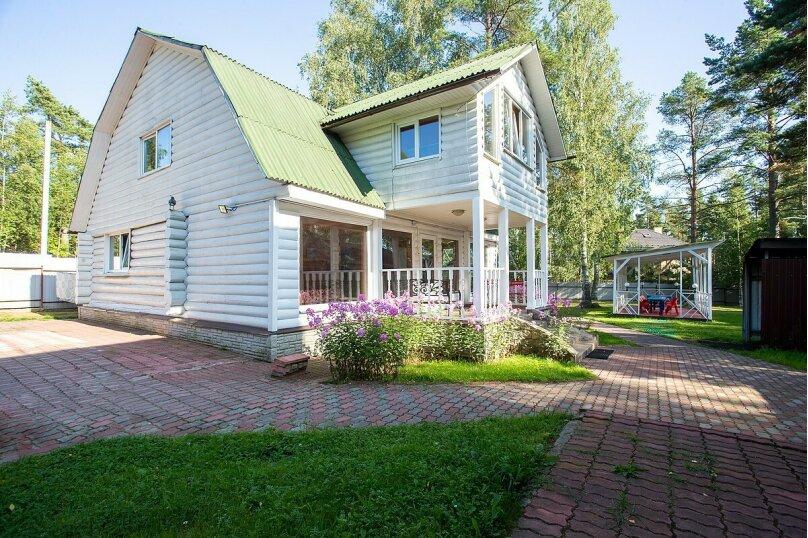Дом с баней, бильярдом, камином и беседкой, 200 кв.м. на 16 человек, 3 спальни, 11 линия Малиновая, 371, Санкт-Петербург - Фотография 30