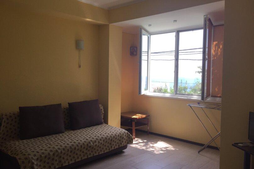 1-комн. квартира, 35 кв.м. на 4 человека, Приморская улица, 4/И, Алупка - Фотография 20