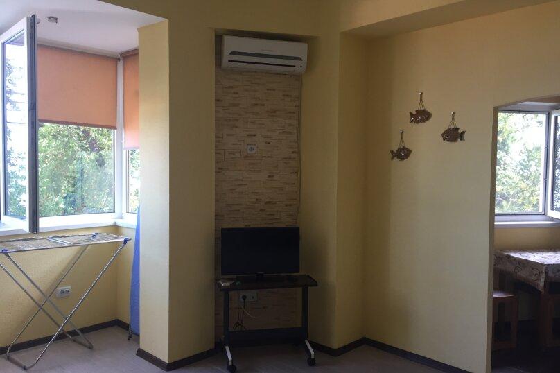 1-комн. квартира, 35 кв.м. на 4 человека, Приморская улица, 4/И, Алупка - Фотография 22