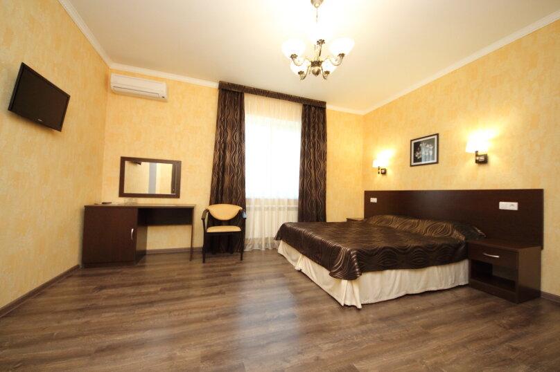 2х комнатный 4х местный стандарт, Приморский переулок, 16, Витязево - Фотография 1