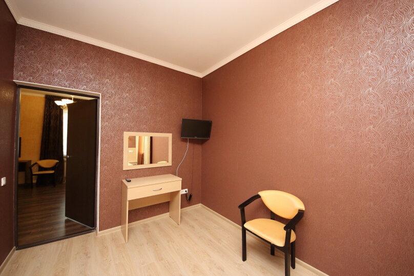 2х комнатный 4х местный стандарт, Приморский переулок, 16, Витязево - Фотография 4