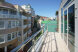 трехместный номер с балконом и видом на бассейн:  Номер, Семейный, 4-местный (3 основных + 1 доп), 1-комнатный - Фотография 14
