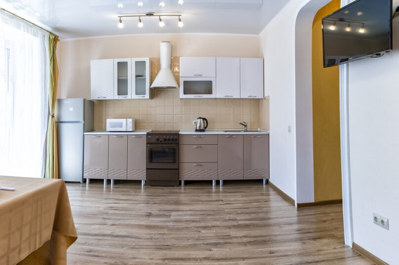 1-комн. квартира, 36 кв.м. на 4 человека, Полевая улица, 105к6, Тюмень - Фотография 6