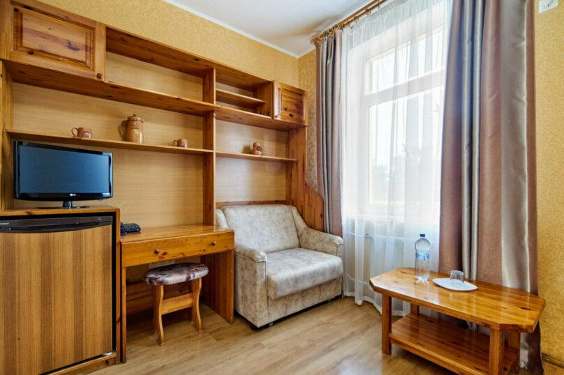 """Отель """"Омега-клуб"""", улица Лётчиков, 5 на 28 номеров - Фотография 54"""