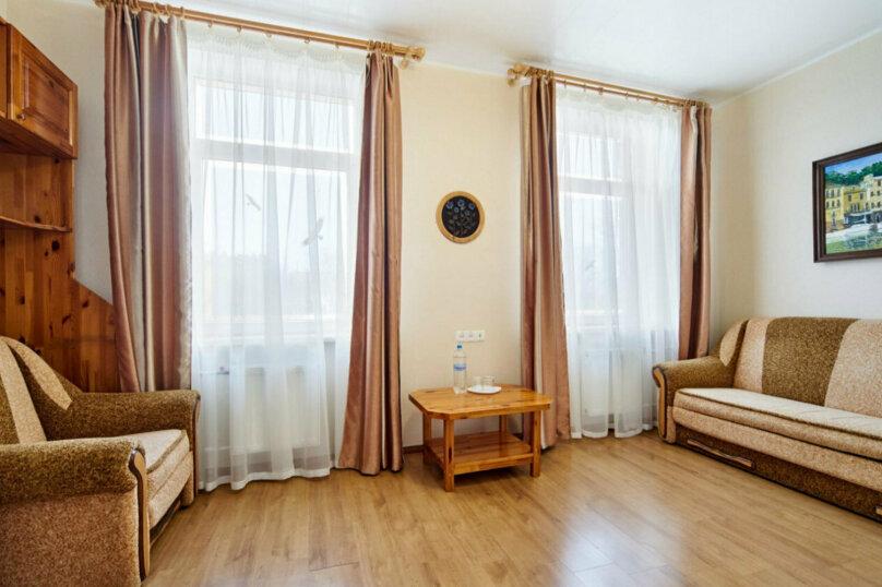 """Отель """"Омега-клуб"""", улица Лётчиков, 5 на 28 номеров - Фотография 49"""