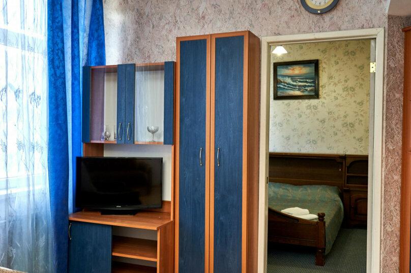 """Отель """"Омега-клуб"""", улица Лётчиков, 5 на 28 номеров - Фотография 43"""