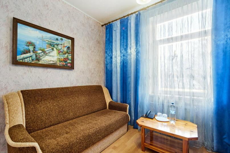 """Отель """"Омега-клуб"""", улица Лётчиков, 5 на 28 номеров - Фотография 44"""