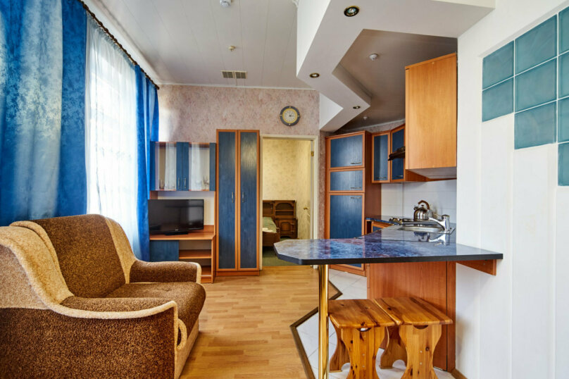 """Отель """"Омега-клуб"""", улица Лётчиков, 5 на 28 номеров - Фотография 45"""