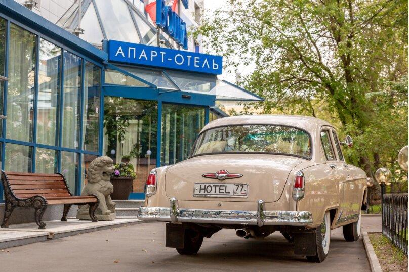 """Апарт-отель """"Волга"""", Большая Спасская улица, 4с1 на 155 номеров - Фотография 2"""