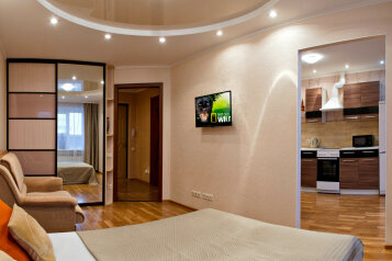 1-комн. квартира, 38 кв.м. на 4 человека, улица Чернышевского, 2Бк2, Тюмень - Фотография 1