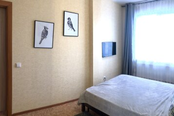 Стандартные апартаменты:  Квартира, 4-местный, Апарт-отель, Полевая улица, 10 на 4 номера - Фотография 4