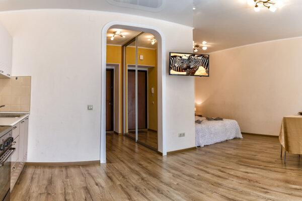 1-комн. квартира, 36 кв.м. на 4 человека, Полевая улица, 105к6, Тюмень - Фотография 1