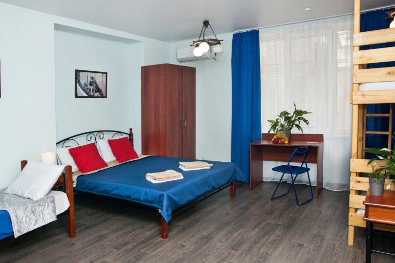 Семейный 4 местный номер, улица Вакуленчука, 26, Севастополь - Фотография 1