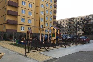 3-комн. квартира, 55 кв.м. на 6 человек, улица Лермонтова, 116В, Анапа - Фотография 4