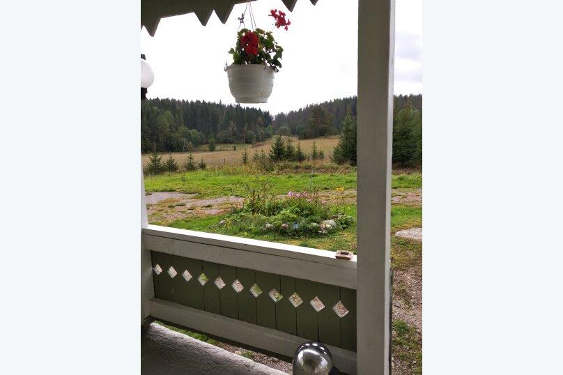 Дом, 120 кв.м. на 8 человек, 2 спальни, Куркиёки, Зелёная улица, 57, Лахденпохья - Фотография 12
