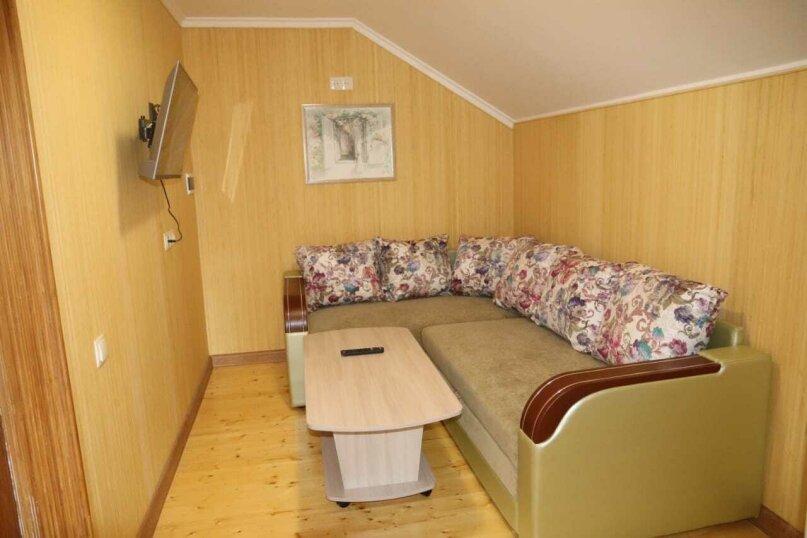 """Гостевой дом """"Душевное место"""", с. Машино, 1 на 3 комнаты - Фотография 16"""