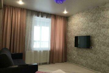 1-комн. квартира, 35 кв.м. на 4 человека, Тэцевская улица, 4Б, Казань - Фотография 1