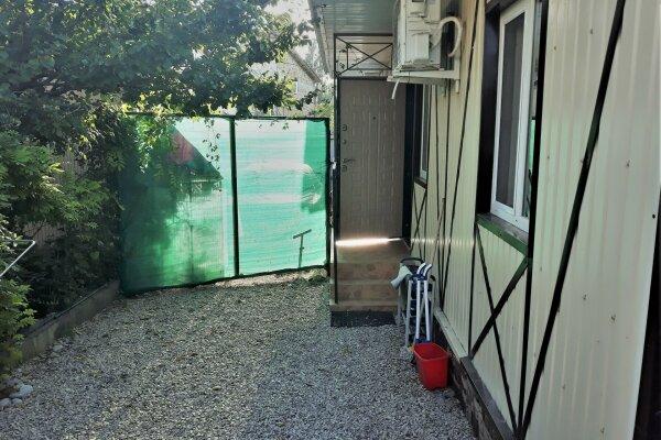 Дом, 30 кв.м. на 5 человек, 1 спальня, Фёдоровская улица, 1/1, посёлок Любимовка, Севастополь - Фотография 1