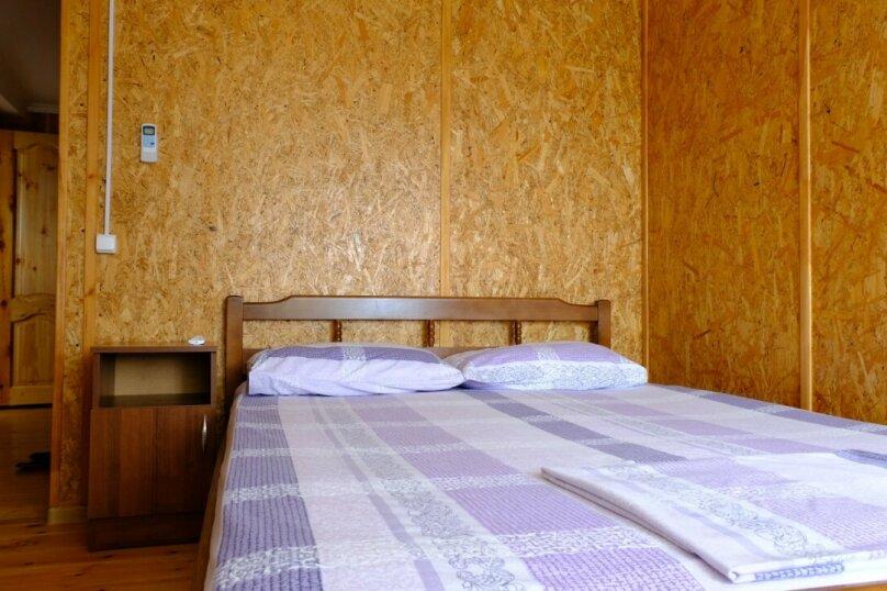 Двухместный номер с двуспальной  кроватью, улица Апсны, 28, Гагра - Фотография 1