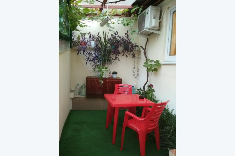 1-комн. квартира, 35 кв.м. на 3 человека, улица Яна Булевского, 15, Ялта - Фотография 8