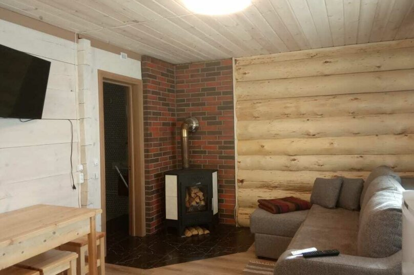 Дом с выходом в лес , 35 кв.м. на 4 человека, 1 спальня, Западная, 2, Сортавала - Фотография 6