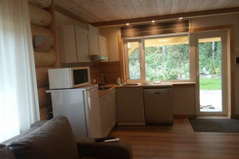 Дом с выходом в лес , 35 кв.м. на 4 человека, 1 спальня, Западная, 2, Сортавала - Фотография 7
