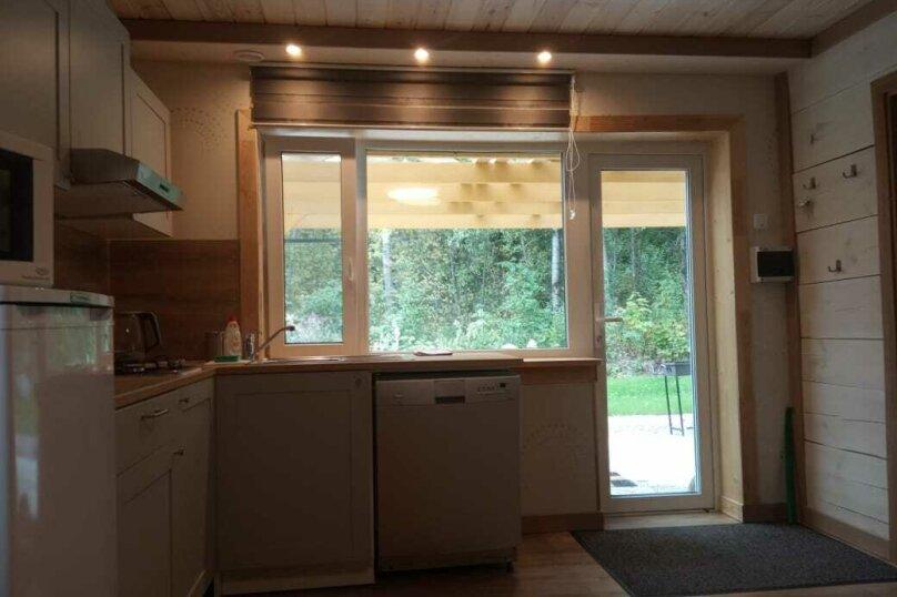 Дом с выходом в лес , 35 кв.м. на 4 человека, 1 спальня, Западная, 2, Сортавала - Фотография 8