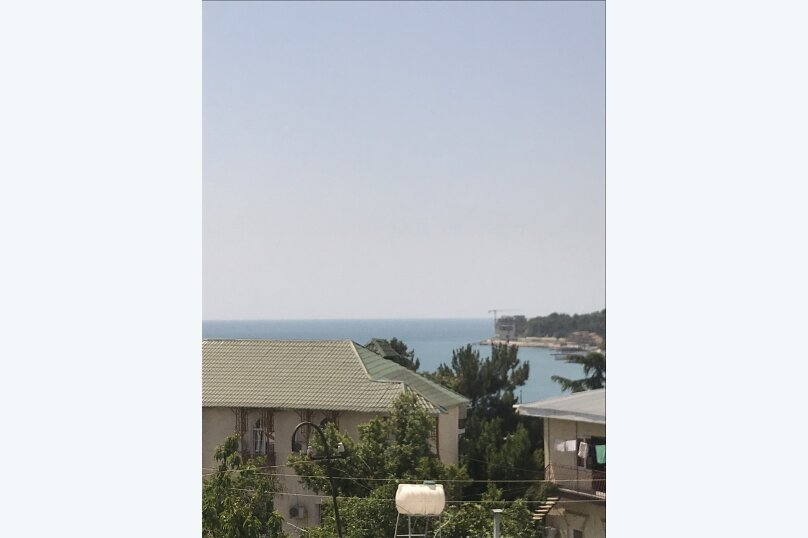 1-комн. квартира, 30 кв.м. на 3 человека, улица Афанасия Никитина, 7, Гурзуф - Фотография 8