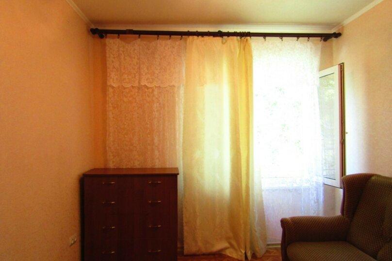 3-комн. квартира, 105 кв.м. на 4 человека, Нагорная , 10, Партенит - Фотография 9