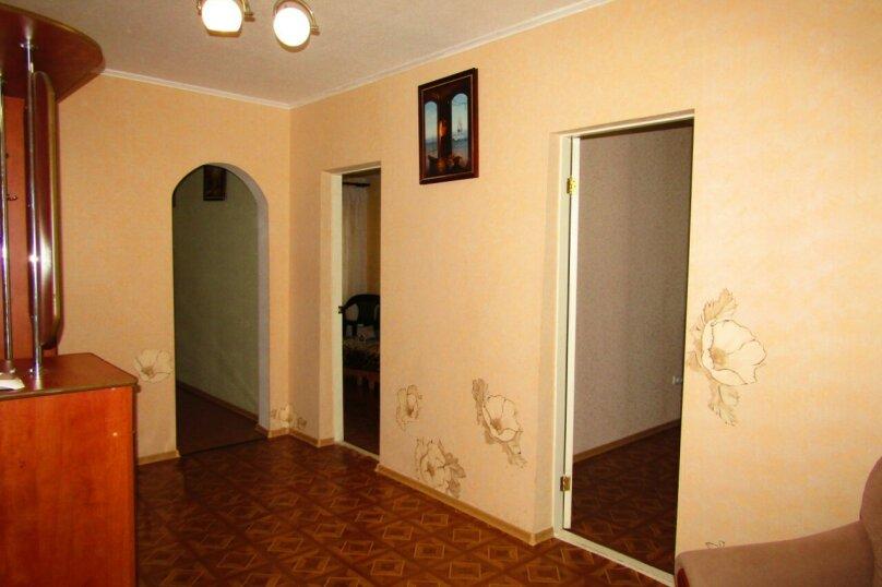 3-комн. квартира, 105 кв.м. на 4 человека, Нагорная , 10, Партенит - Фотография 10