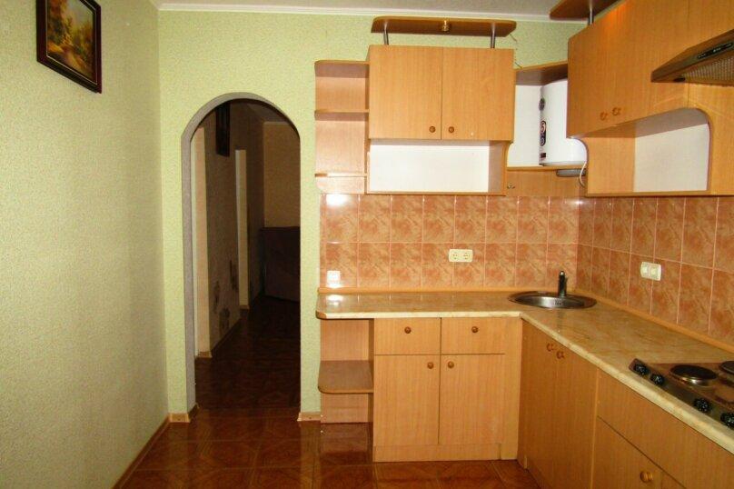 3-комн. квартира, 105 кв.м. на 4 человека, Нагорная , 10, Партенит - Фотография 13