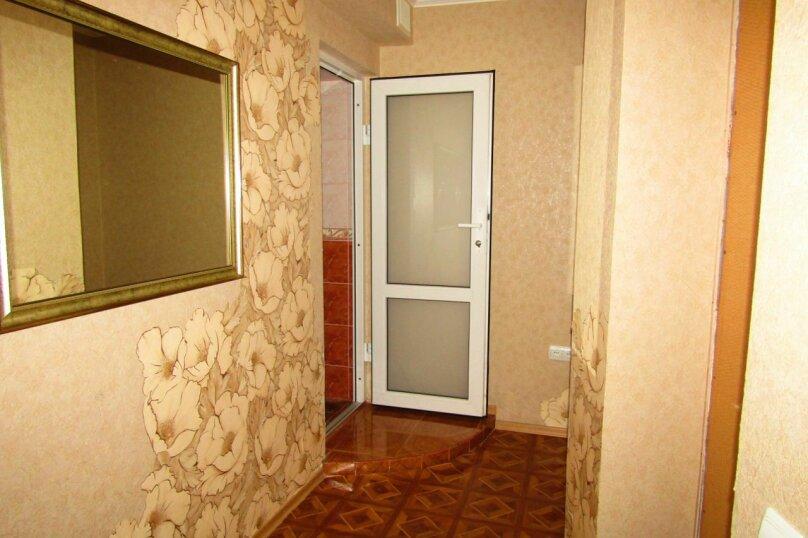 3-комн. квартира, 105 кв.м. на 4 человека, Нагорная , 10, Партенит - Фотография 16