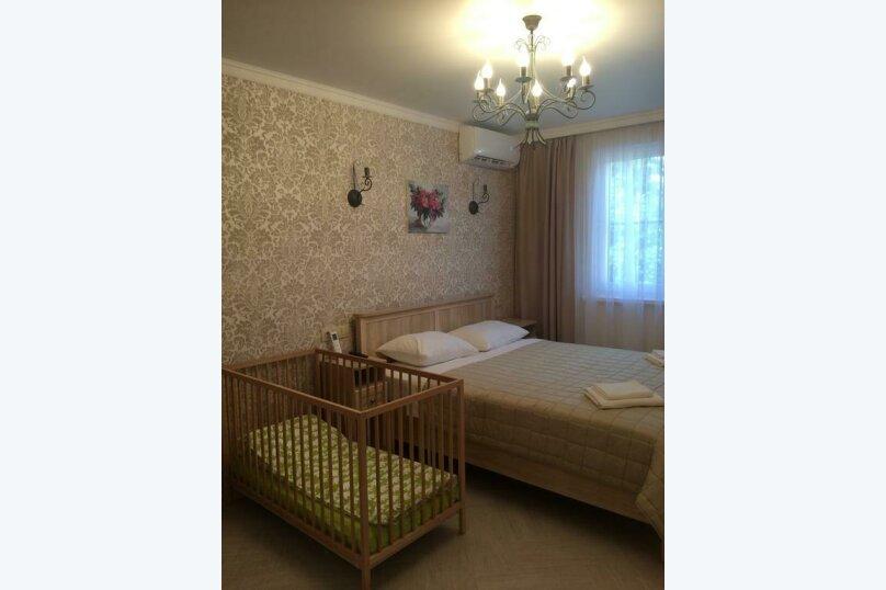 Стандартный двухместный номер с 1 кроватью, улица Агрба, 4, Пицунда - Фотография 1