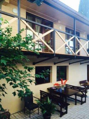 Гостевой дом, улица Возба, 17 на 5 номеров - Фотография 1