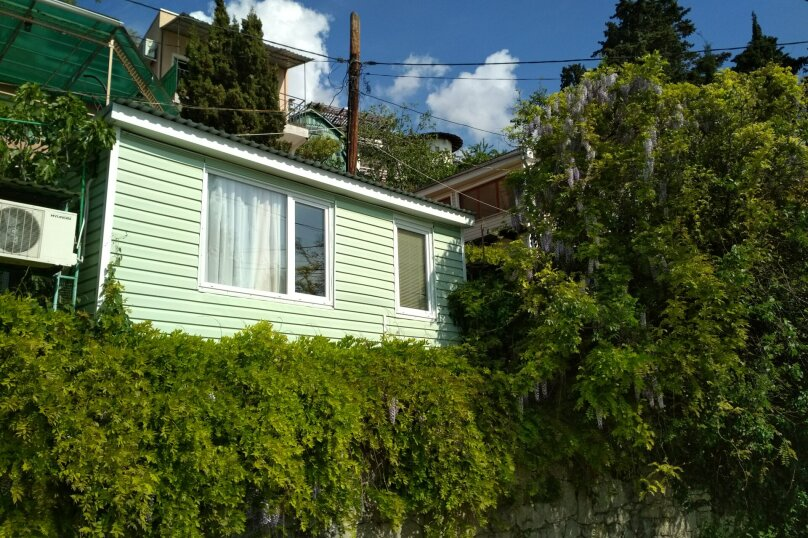 Домик с видом на море, 18 кв.м. на 3 человека, 1 спальня, Ялтинская, 18, Алупка - Фотография 21