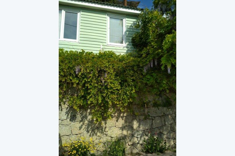 Домик с видом на море, 18 кв.м. на 3 человека, 1 спальня, Ялтинская, 18, Алупка - Фотография 22