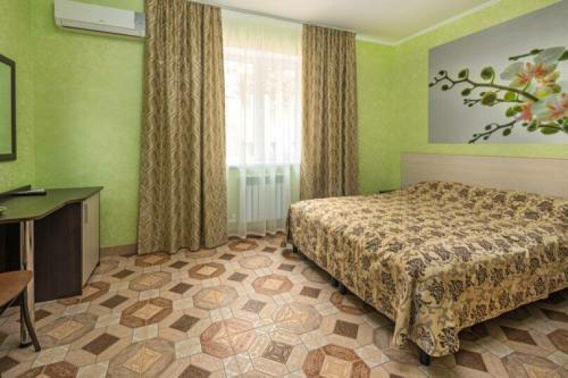 Двухместный номер с 1 кроватью или 2 отдельными кроватями, Черноморский переулок, 6, Дивноморское - Фотография 1