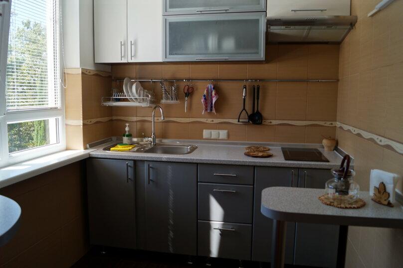 2-комн. квартира, 54 кв.м. на 4 человека, улица Ульяновых, 10, Алупка - Фотография 14