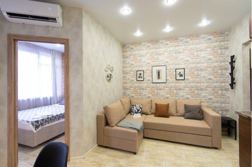 2-комн. квартира, 35 кв.м. на 4 человека, улица ГЭС, 5, Красная Поляна - Фотография 5