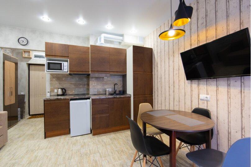 2-комн. квартира, 35 кв.м. на 4 человека, улица ГЭС, 5, Красная Поляна - Фотография 8