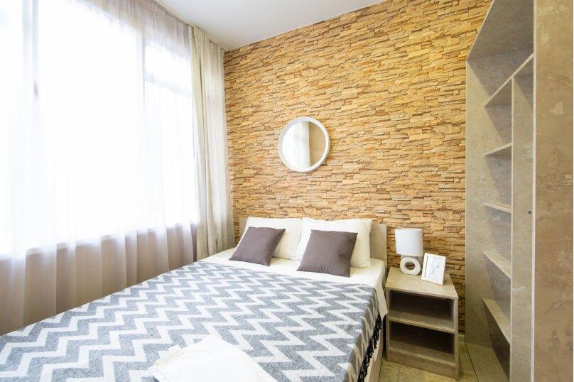 2-комн. квартира, 35 кв.м. на 4 человека, улица ГЭС, 5, Красная Поляна - Фотография 12