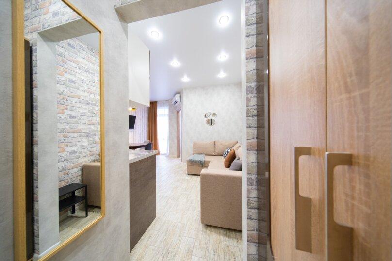 2-комн. квартира, 35 кв.м. на 4 человека, улица ГЭС, 5, Красная Поляна - Фотография 18