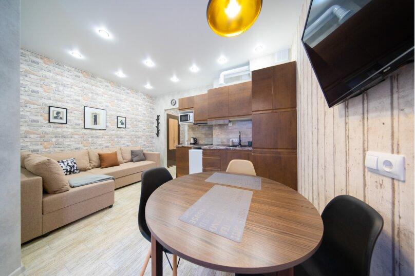 2-комн. квартира, 35 кв.м. на 4 человека, улица ГЭС, 5, Красная Поляна - Фотография 19